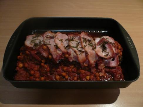 Jamie Oliver's Pot Roast Meatloaf | foodthatserves