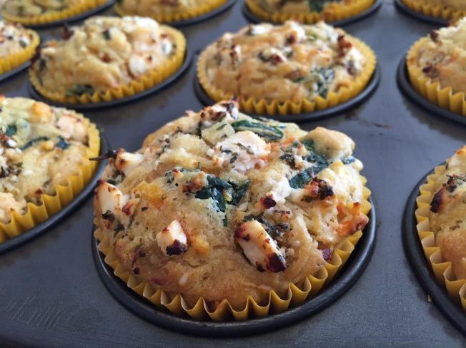 cumin muffins